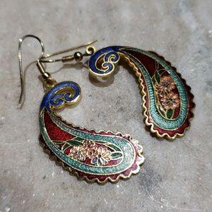 Jewelry - Paisley Earrings